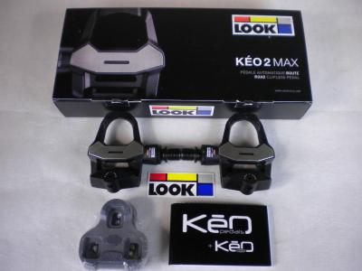 *new* Look Keo 2 Max CARBON