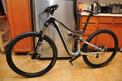 2012 Specialized Stumpjumper FSR Comp 29er