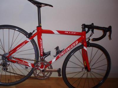 Specialized Allez Elite with Campy Record/Centaur