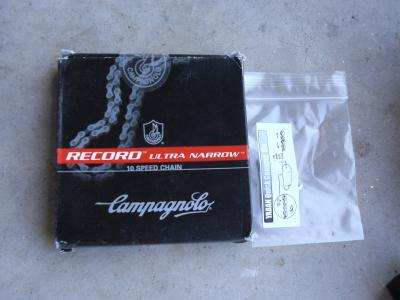 Campy Record Ultra Narrow 10sp Chain