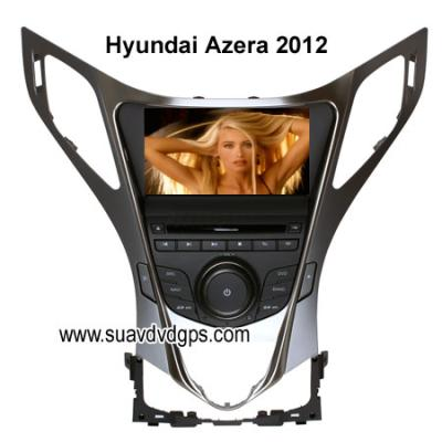 Hyundai Azera 2012 stereo radio car dvd player gps