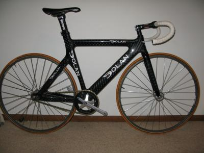 Dolan Carbon Track Bike same as Teschner Track Pro