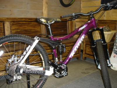 NEW 2009 Kona Minxy Ladies Bike $800
