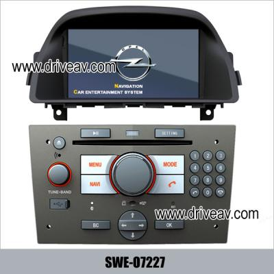 Opel Astra 2012 Car DVD Player GPS Bluetooth ipod