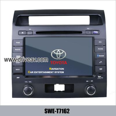 TOYOTA Land cruiser stereo radio DVD Player GPS TV
