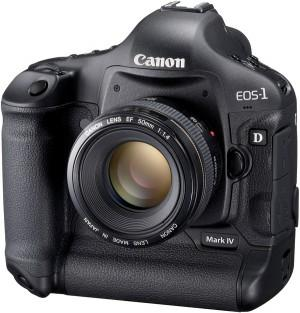Canon EOS 5D Mark II and 1Ds Mark III Digital SLR