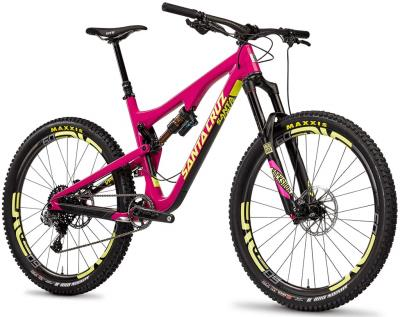 Santa Cruz Bronson Carbon C S AM 650b Mountain Bik